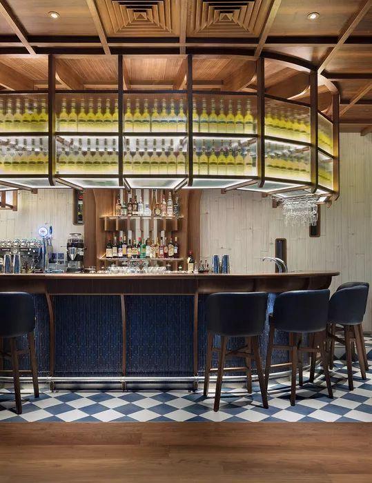 别找了,2018年最好看的餐饮空间设计都在这里了_66