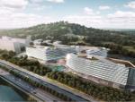 [浙江]新兴产业集群核心区城市规划设计方案