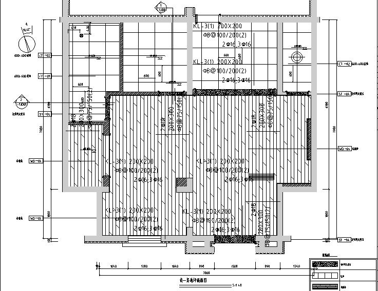 [山东]清新优雅原香溪谷下跃户型样板间设计施工图(附效果图)