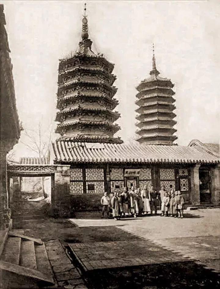 中国近百年被毁著名建筑简史