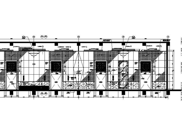 [中山]新中式特色风情酒店宴会厅室内设计施工图_4