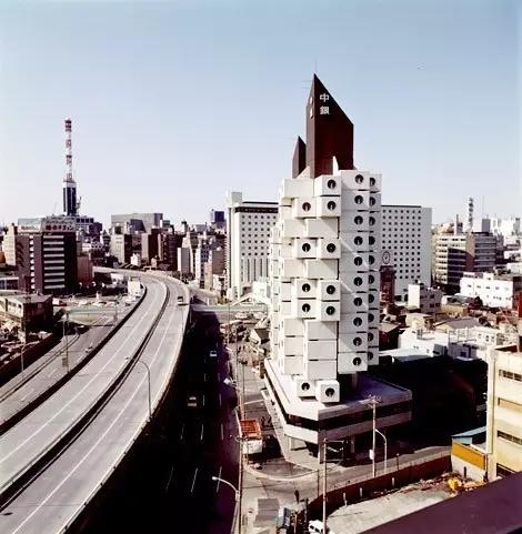 创意还是奇葩?来看看日本这些让人眼前一亮的建筑!_31