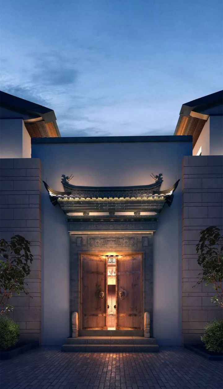 12家最美的中式度假酒店