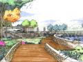 [陕西]西安浐灞半岛高级别墅景观概念设计方案