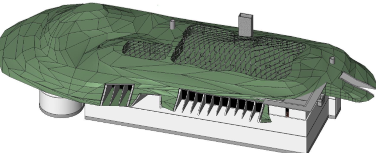 BIM技术在商务核心区区域供能能源中心及配套工程应用分析