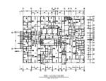 41层纯剪力墙住宅楼结构施工图(CAD、28张)