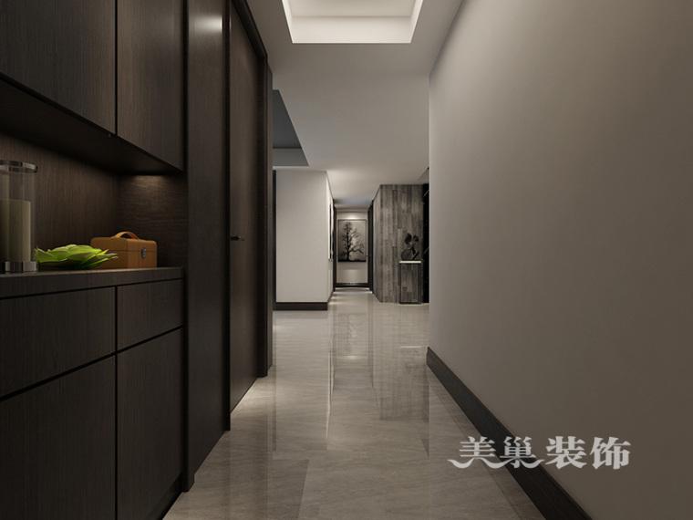 郑州广汇PAMA装修,简单线条勾勒现代简约设计