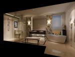 舒适洗手间3D模型下载
