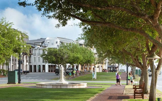 佛罗里达新城市主义社区公共景观设计_6