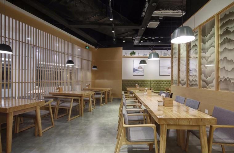 日式鸡汤拉面餐厅-11