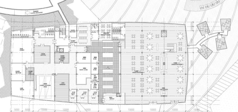 鄂尔多斯超五星级酒店概念设计(含实景图)