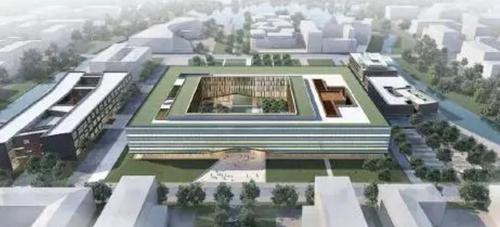 BIM技术再造经典科技与智慧的化身—天津大学图书馆