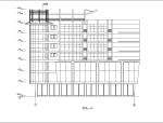 现代高层商办综合楼建筑设计施工图CAD