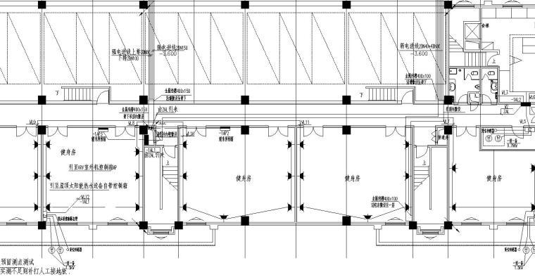 某招待所电气设计图_1