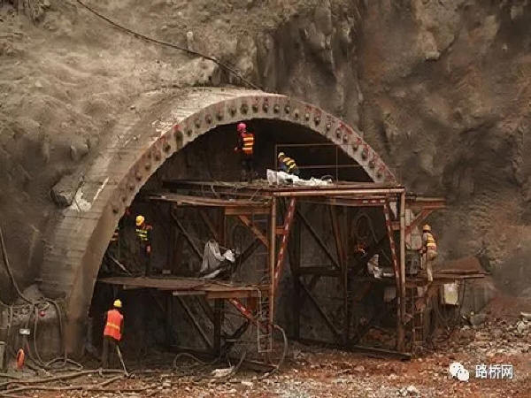 隧道施工质量通病及预防措施