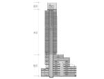 青岛华润中心写字楼框架-核心筒超限结构抗震性能设计论文