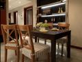 中西混搭家清新文艺二居室住宅装修设计效果图方案(15张)