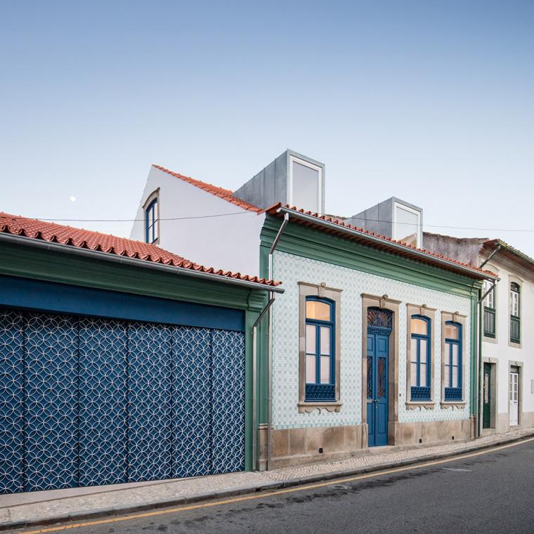 葡萄牙奥瓦尔住宅-43
