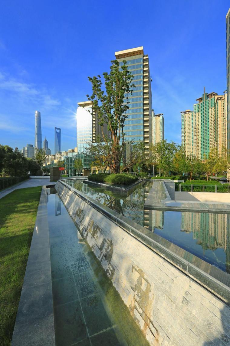 上海保利ONE56住宅景观-7