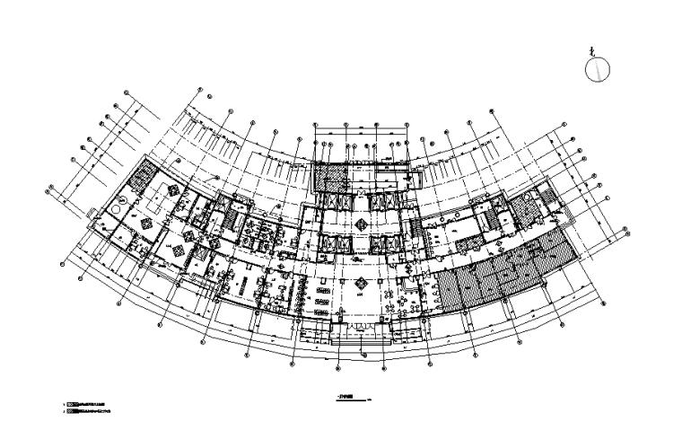 某大型医院全套室内装修设计施工图(111张图纸)
