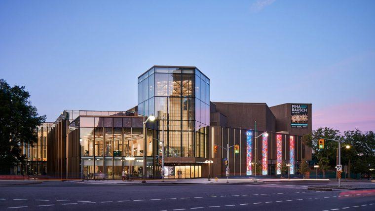 加拿大国家艺术中心翻新