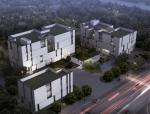 [上海]集成电路系统产业园区建筑设计方案文本