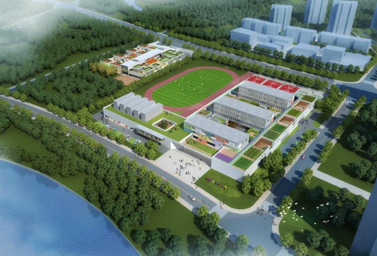 [上海]普陀区城北小学概念设计方案文本
