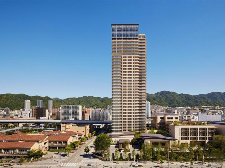 日本居住综合体建筑