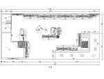 67平米女装品牌店设计施工图(附效果图+3D模型)