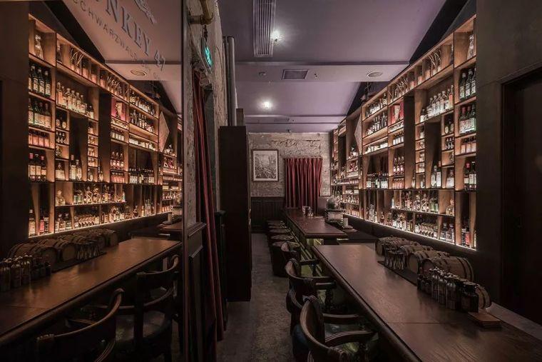 上海巨鹿路|你一定不知道这家神秘得奖酒吧的秘密_21
