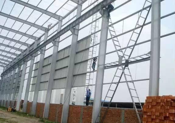 如何防止钢结构厂房基础下沉!_2