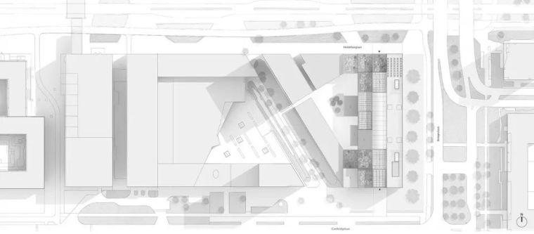 拥有一个霸道中庭的荷兰UTRECHT应用科学大学教学楼/SHL_21