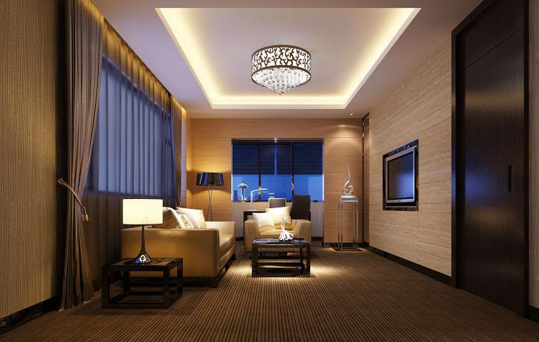 新毫酒店--特色套房
