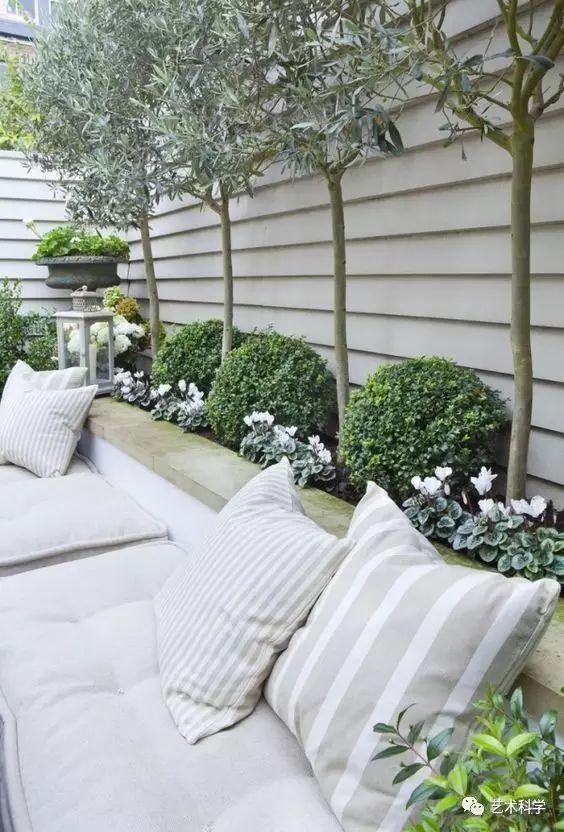 景观风水丨庭院围墙设计中的讲究_14