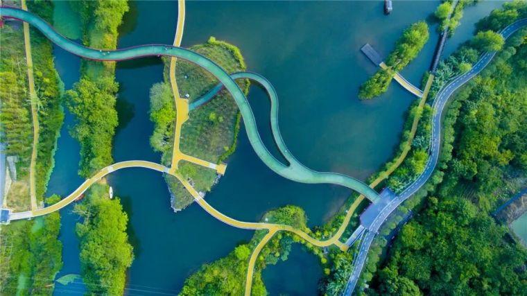 [景观前沿]五水共治:浙江浦阳江生态廊道