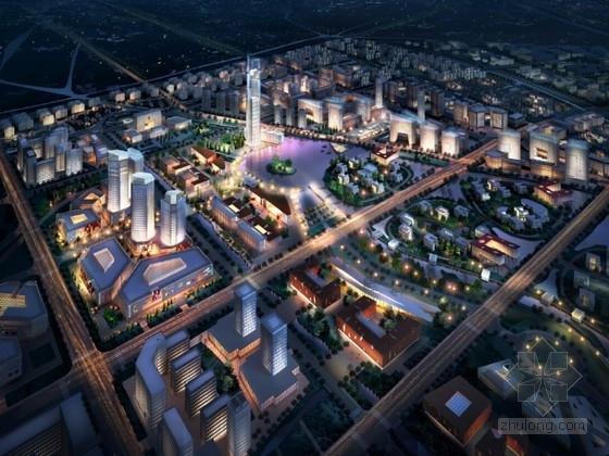 [浙江]滨水城市新区概念性规划设计方案文本