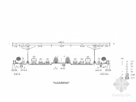[浙江]市政道路给排水施工图59张(含沉井 管桥)