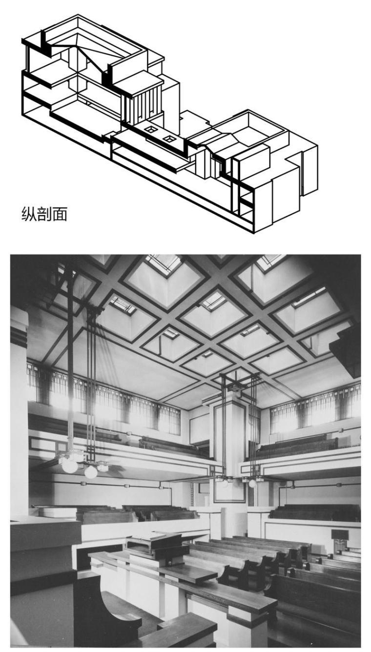 图解赖特建筑设计时期(一)_15