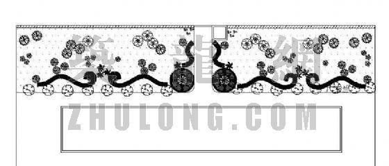襄樊市质量技术监督局绿化设计