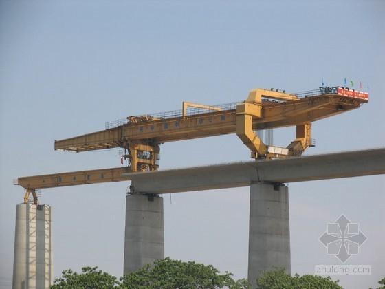 铁路桥梁工程运架梁专项施工方案(60页 附CAD图 表格)