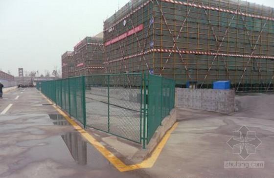 [江苏]房屋建筑工程项目现场标准化策划