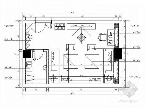 欧式娱乐会所资料下载-[北京]奢华欧式娱乐会所KTV包间装修图