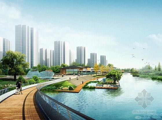[山西]河道疏浚工程可行性研究报告(含投资估算)