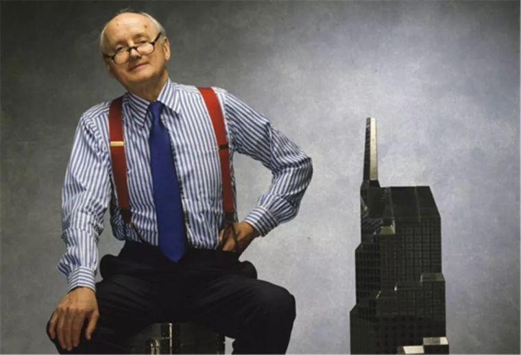 送别凯文·罗奇|第四届普利兹克奖得主96岁去世,一个不盲从潮流