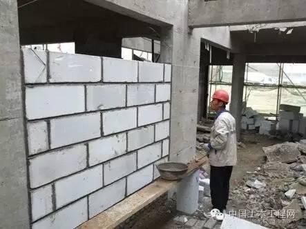 砌体工程怎样施工才能保质保量?顺利验收!