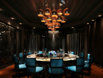 欧式餐厅包厢3D模型下载