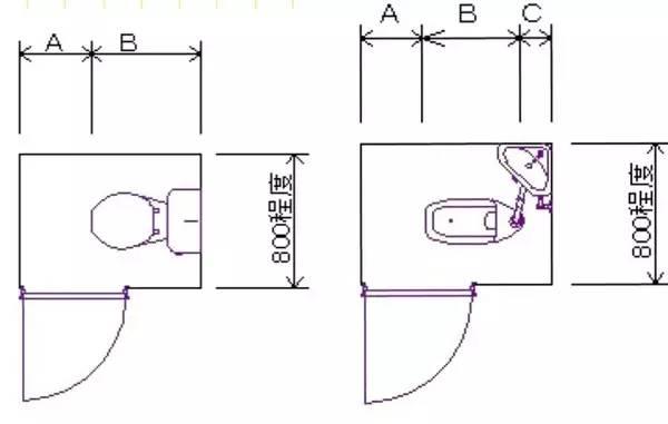 【干货】室内设计空间尺度图解_41