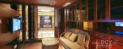 西安具有东方韵味得别墅设计-绿地世纪城样板间_9