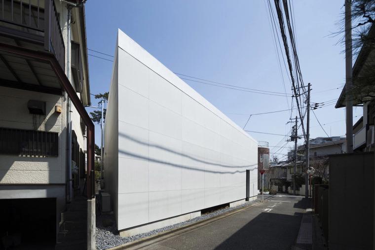 日本上马住宅