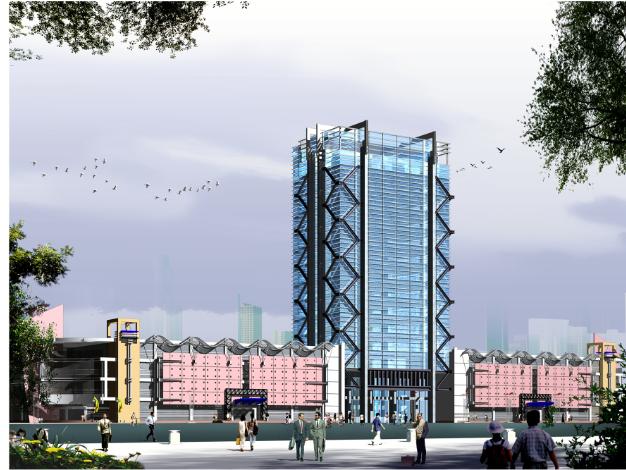 南京大学浦口校区规划设计方案文本